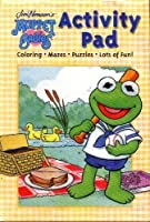 Jim Henson's Muppet Babies Activity Pad (Coloring, Mazes, Puzzles) 1593941609 Book Cover