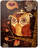GelaSkins Protective Skin for the Apple iPad The Enamored Owl with Access to Matching Digital Wallpaper Downloads