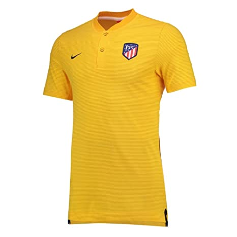 c4f87f689cd Image Unavailable. Image not available for. Color: Nike 2017-2018 Atletico  Madrid Authentic Grand Slam Polo ...