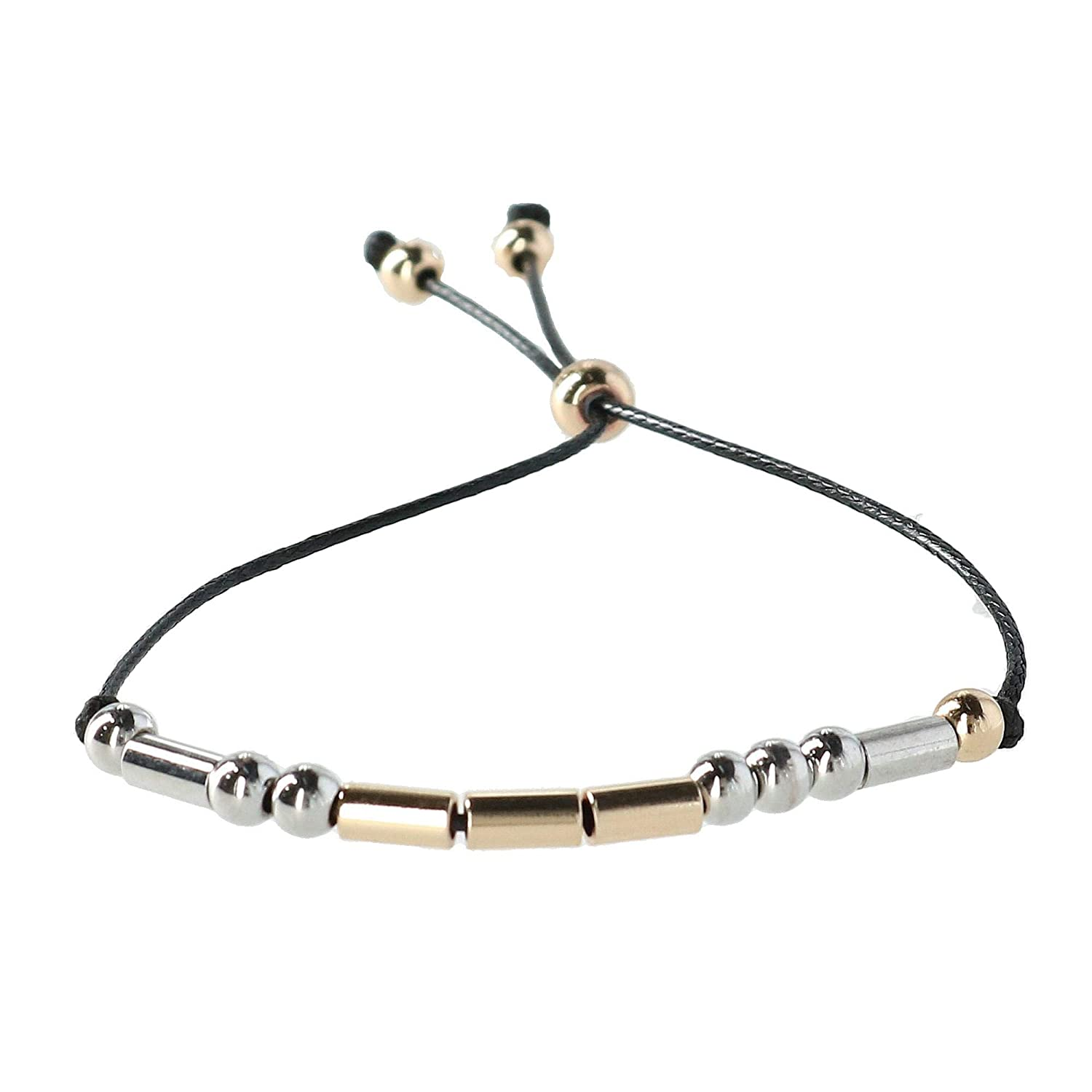 Fresh & co. Love Morse Code Bracelet