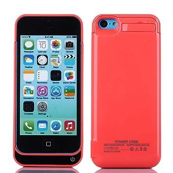 CEXPRESS Funda Batería para iPhone SE 5SE 5 5S,[4200mAh ...