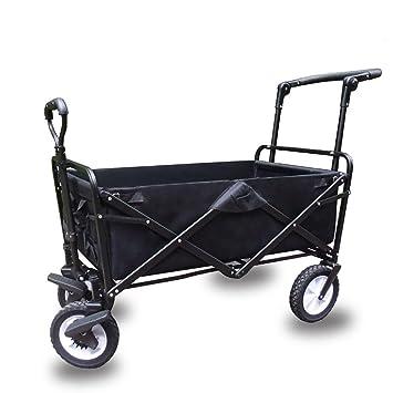 HCC & carrito Dolly al aire libre Camping cochecito de bebé plegable portátil alta capacidad carro