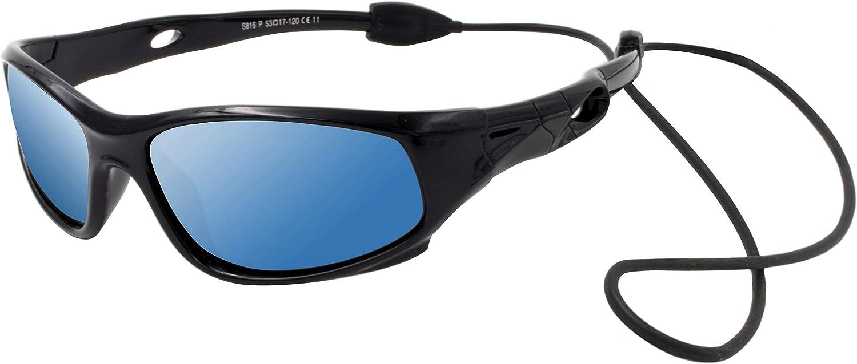 VATTER TR90 Unbreakable Polarized Sport Sunglasses For Kids Boys Girls...