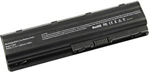 Laptop/Notebook Replacement Battery for HP Spare 593553-001, HP Compaq Presario CQ32 CQ42 CQ43, HP Pavilion dm4 g4 g6 g7 DV3-4000 DV5-2000 DV6-3000 DV7-6000, COMPAQ 435 436, fits HP MU06