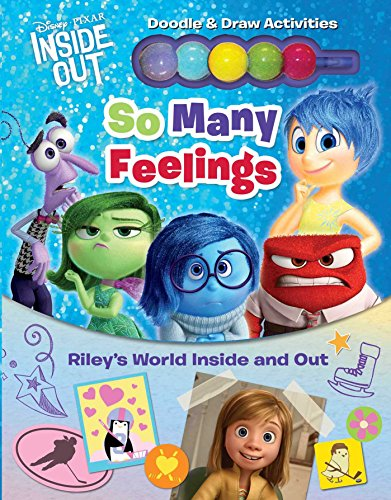 Disney•Pixar Inside Out: So Many Feelings: Riley's World Inside and Out