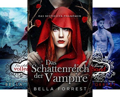 Der Schattenreich-Saga (Reihe in 37 Bänden) by