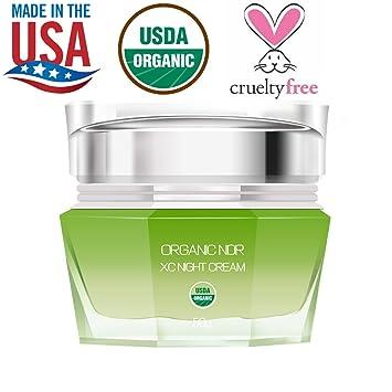 Amazon com: USDA Certified Organic NDR XC Night Cream 50g Facial