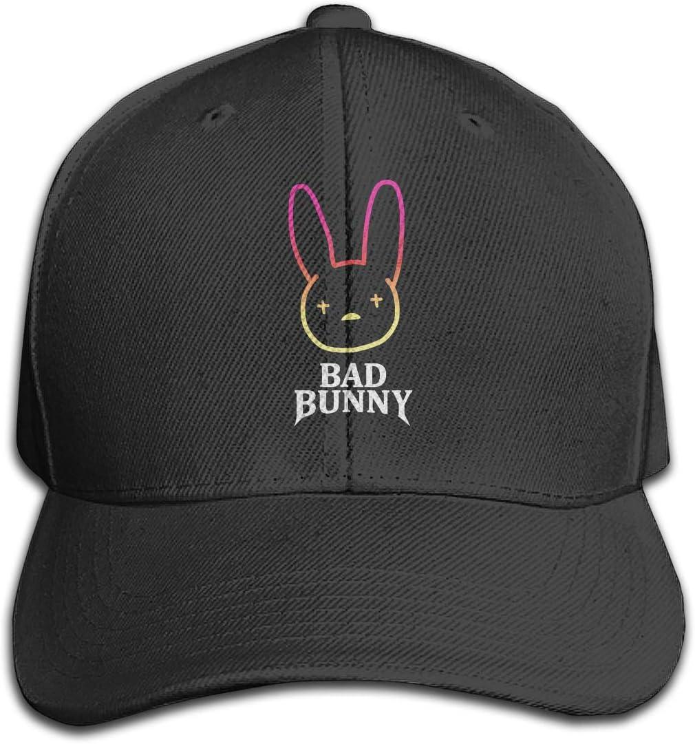 APFdkqdgadc Bad Bunny - Gorro de Sol Unisex: Amazon.es: Hogar