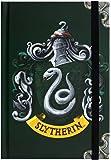 Harry Potter Serpentard Les hogwarts maison badge portable a6 journal officiel