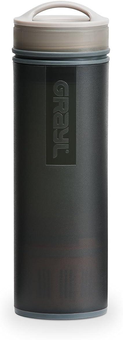GRAYL Purificador de agua ultraligero - 320755, 16 oz (473 ml ...