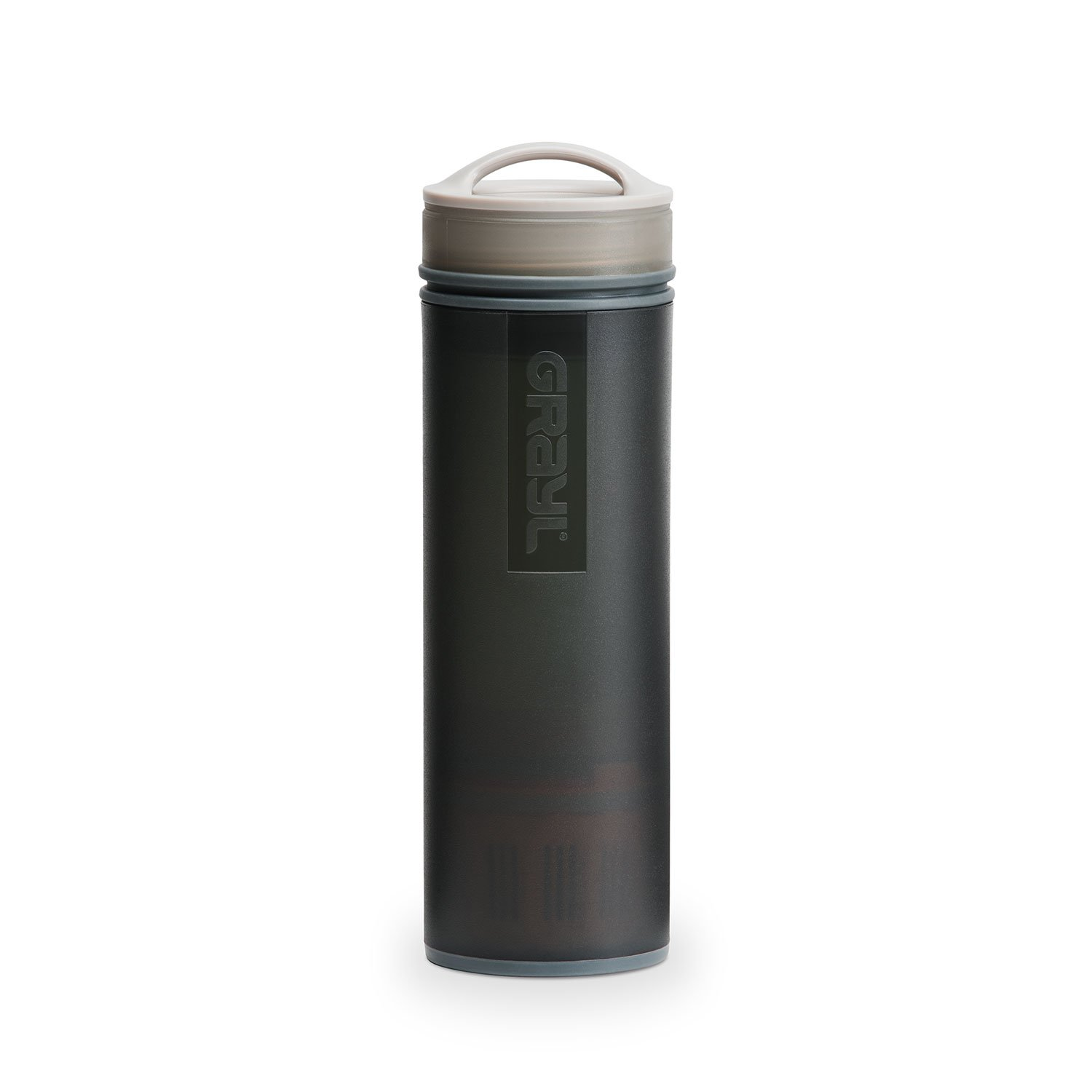 Grayl Ultralight Water Purifier Filter Bottle Nano Cartridge Air 10 03 U Mikron Black Sports Outdoors