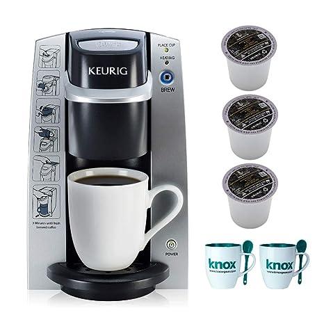 Amazon.com: Keurig B130 K-Cup Cafetera DeskPro sistema de ...