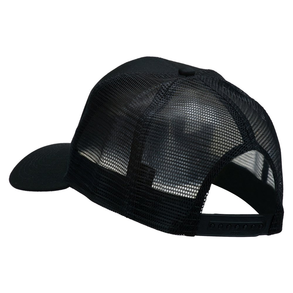 e4Hats.com Texas State Flag Patched Mesh Cap