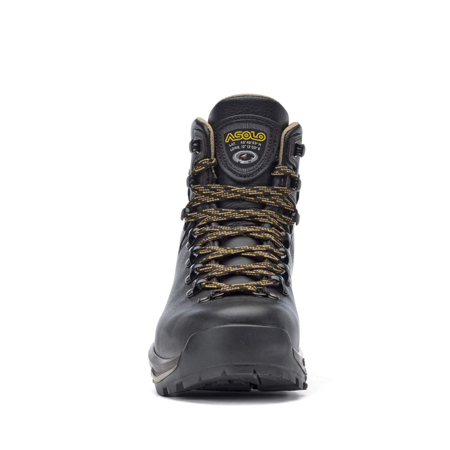 and Long Distance Hiking Asolo TPS 535 LTH V EVO Mens Waterproof Hiking Boot for Backpacking Technical terrains