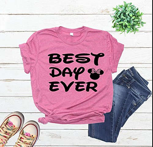 Best Day Ever Disney Tee