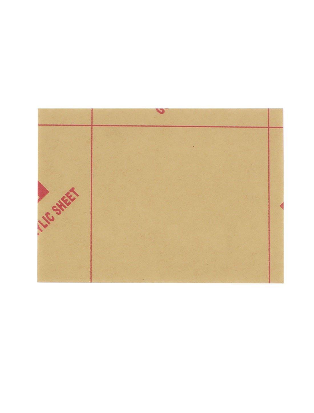 5mm en plastique blanc acrylique Plexiglas Plexiglas Fiche A5 Taille 148mmx210mm