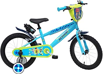 Toy Story - Bicicleta de 16 Pulgadas: Amazon.es: Deportes y aire libre