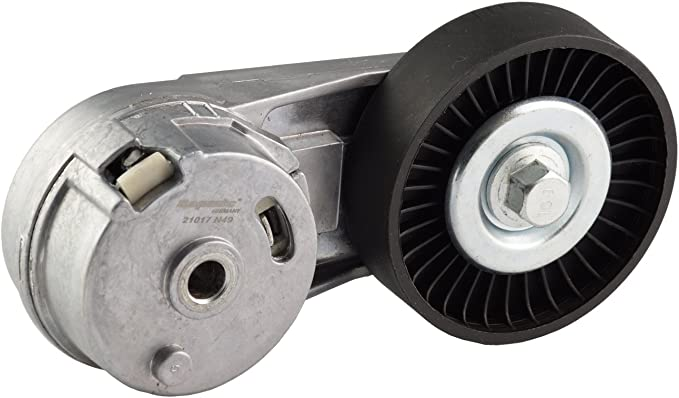 ROADFAR Belt Tensioner Pulley Assembly Compatible for 2012-2013 Buick Verano 2002-2005 Chevrolet Cavalier 2004-2005 Chevrolet Classic 2005-2010 Chevrolet Cobalt