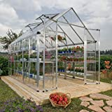 Snap & Grow Silver Greenhouse - 8' 20'
