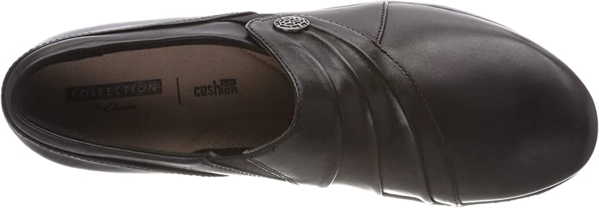 Clarks Hope Roxanne Leather Shoes in
