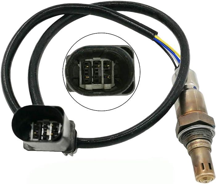 Automotive-leader 234-5044 5-Wire Wideband Upstream Oxygen O2 Sensor 1 for 2013 Hyundai Genesis Coupe 2.0T 2.0L-l4 2010-2013 Hyundai Tucson GL/L 2.0L-l4 2011-2013 Kia Sportage 2.0L 2.4L l4 39210-2G380