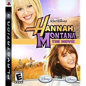 Walt Disney Pictures Presents Hannah Montana The Movie - Playstation 3
