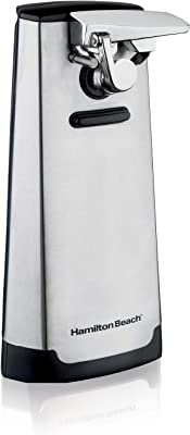 Hamilton Beach Steel Electric Automatic Can Opener
