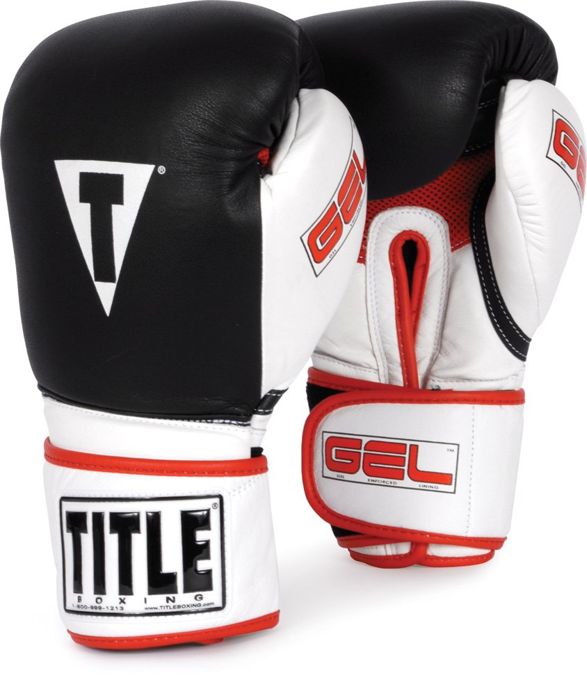 TITLE Boxing TITLE Gel Intense Bag Gloves GIBG-Box
