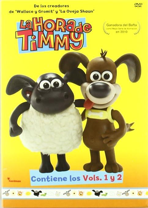 Pack La Hora Timmy Vols. 1 Y 2 [DVD]: Amazon.es: Animación, Jackie Cockle, Animación, Jackie Cockle: Cine y Series TV