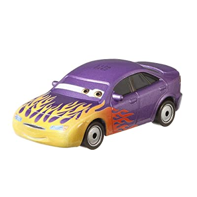 Disney Pixar Cars Marilyn Die-cast Vehicle: Toys & Games