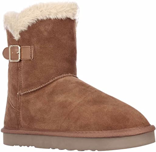 Womens witty Closed Toe Ankle Fashion Boots Style /& Co
