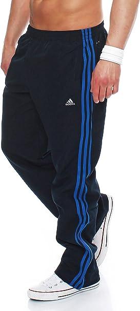 padre genio Los invitados  Adidas Hombre Pantalones Chándal Essentials, E14904 - S, Azul Oscuro: Amazon.es:  Deportes y aire libre