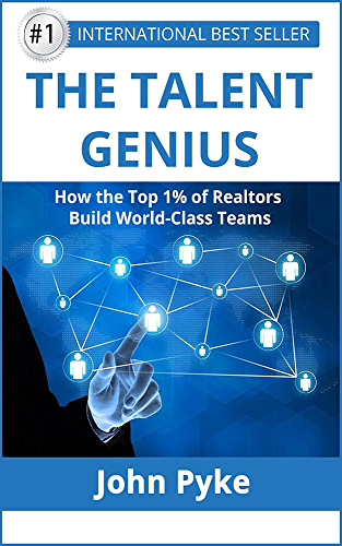 The Talent Genius: How The Top 1% of Realtors Build World Class Teams (English Edition)