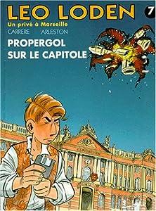 """Afficher """"Léo Loden n° 7 Propergol sur le Capitole"""""""