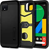 Spigen Tough Armor Designed for Google Pixel 4 XL Case (2019) - Black