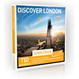 Buyagift Live it up London Gift Experiences Box - 470 sights, attractions and days out in the vibrant capital