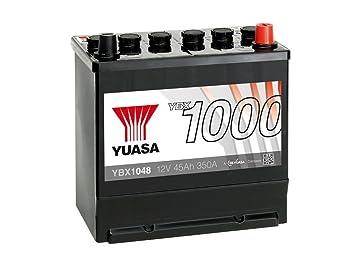 Yuasa YBX1049 12V 45Ah 350A SMF Battery