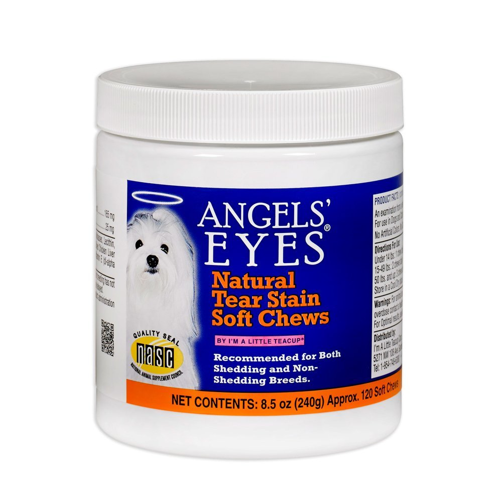 Angel eyes natural tear stain soft chews-4137