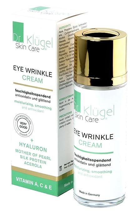 Ojo Ojo de crema contra las arrugas y anillos – anti-edad Ojo Arrugas Crema