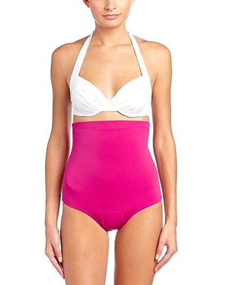 3ecafbfe16524 Amazon.com: SPANX Core High Rise Bottom Swimwear (1366): Clothing