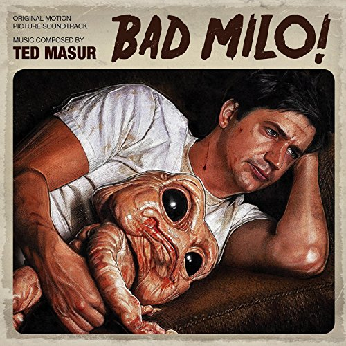 Bad Milo! (2013) Movie Soundtrack