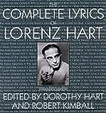 The Complete Lyrics of Lorenz Hart