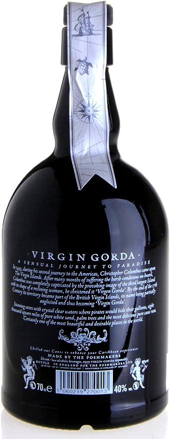 Virgin Gorda Rum (1 x 0,7 l)