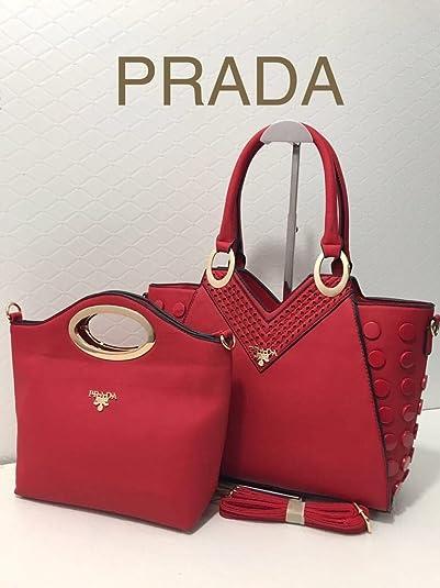 1557909ba584 Buy prada bag set of 2 Online at Low Prices in India