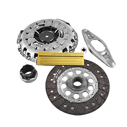 Amazon.com: LUK REPSET CLUTCH KIT 2008-2013 BMW M3 4.0L 8CYL S65 E90 E92 E93: Automotive