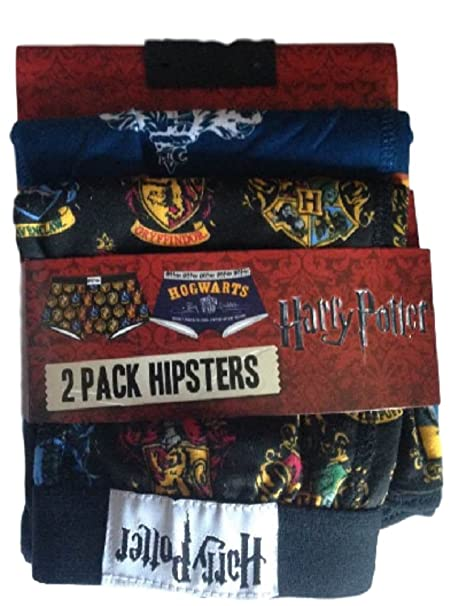 atmosphere - Bóxers - para hombre Negro Howarts Harry Potter Large