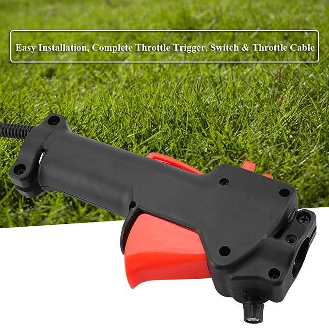 Cable Acelerador Desbrozadora Kawasaki Strimmer Trimmer ...