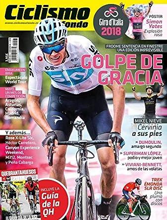 Amazon com: Ciclismo a Fondo: Kindle Store