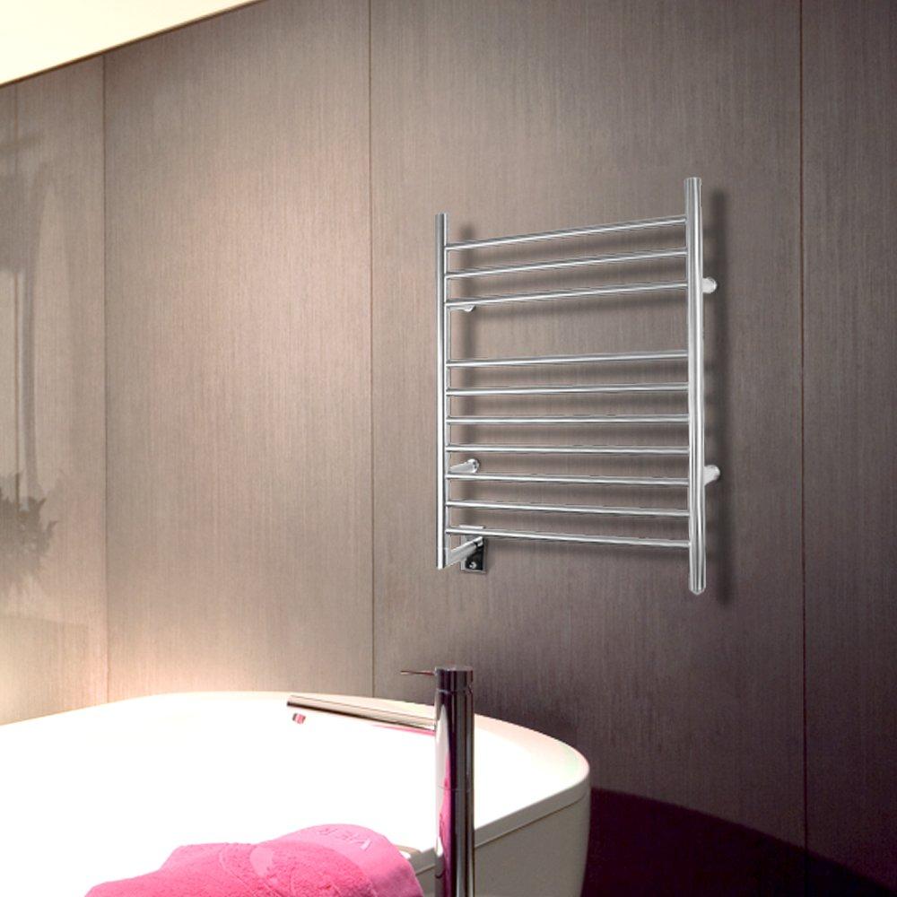 Amazon.com: Warmly Yours Infinity Hard Wire Towel Warmer: Home U0026 Kitchen