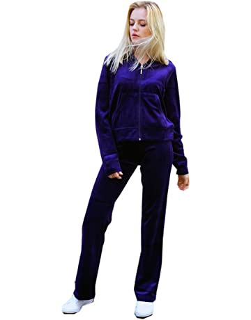 e3db1567bb77 CY Boutique Exceptional Brand LADIES VELOUR TRACKSUITS VELOUR HOODIE AND  JOGGING PANTS UK SIZE 8-